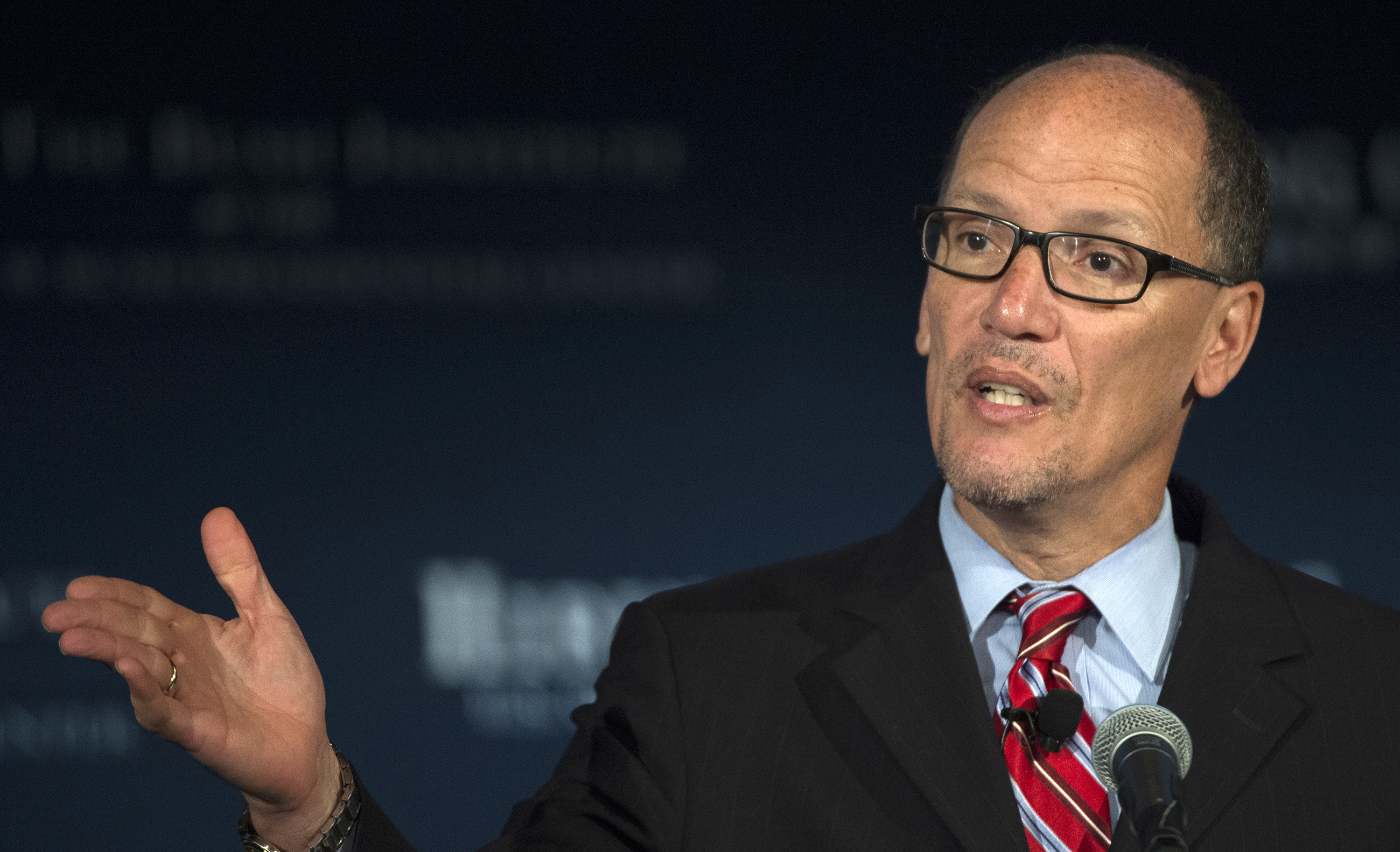 Labor Secretary Calls Workers' Comp Opt-Out Plans A 'Pathway To Poverty'