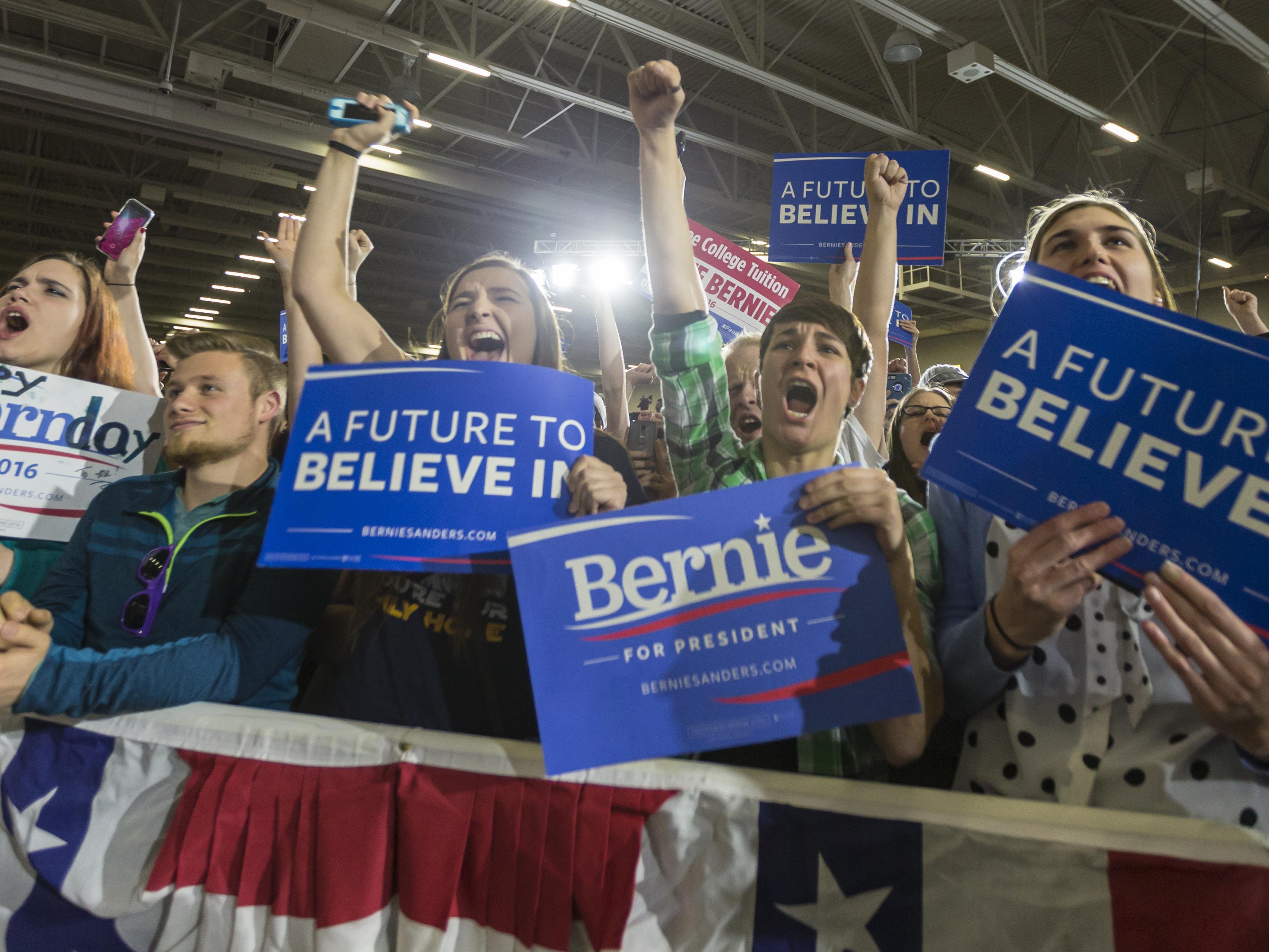 Despite The Math, Bernie Sanders Has Already Won
