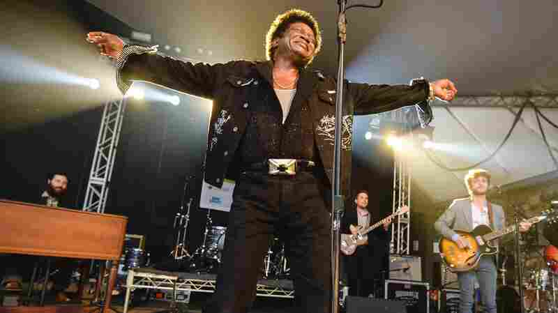 "Charles Bradley showed us why he's called the ""Screaming Eagle of Soul."""