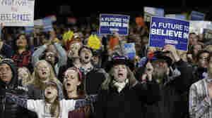 Politics Podcast: Bernie Wins Big On Saturday