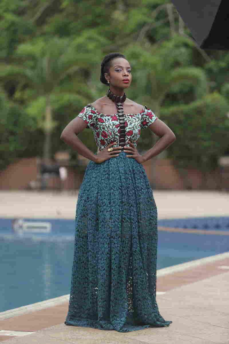 Nana Yaa, An African City's protagonist, is played by New York-based actress MaameYaa Boafo.