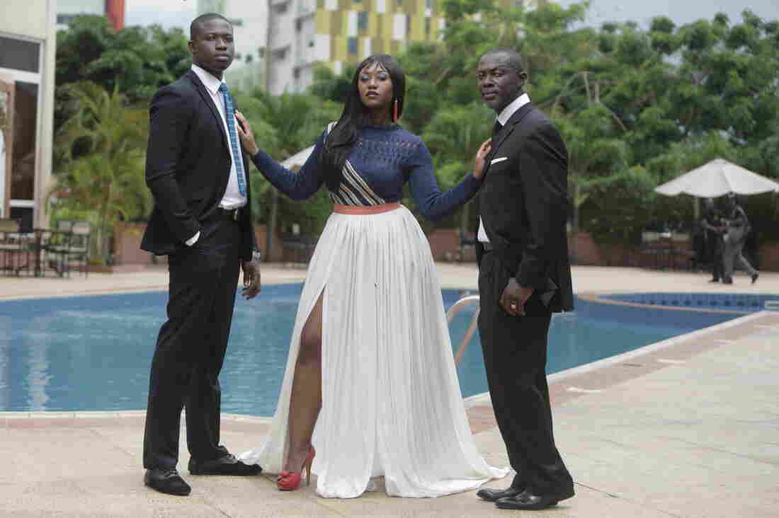 Sade of An African City is played by Ghanaian-American actress Nana Mensah.