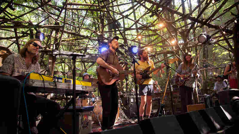 Vetiver live at Pickathon
