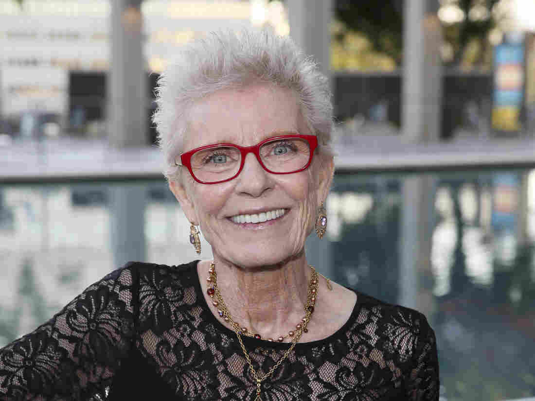Actress Patty Duke in 2014 in Los Angeles.