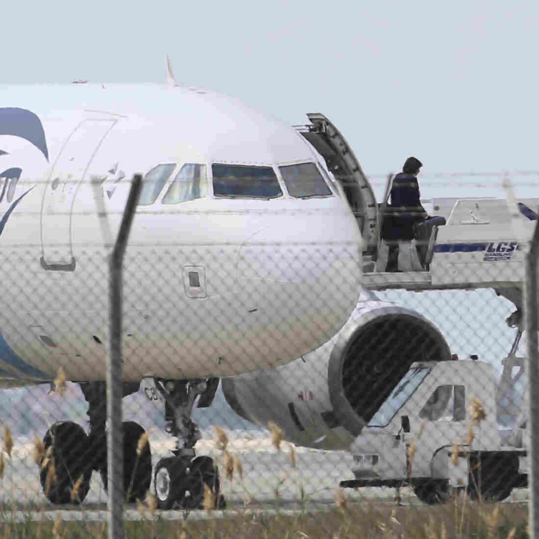 EgyptAir Hijacking Standoff Ends With Arrest In Cyprus