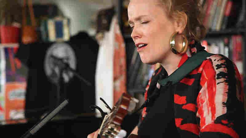 Ane Brun: Tiny Desk Concert