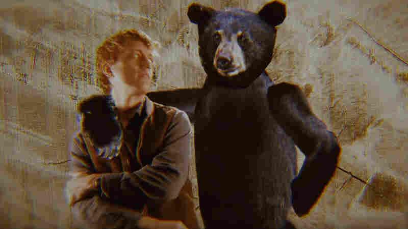 """A still from Steve Gunn's """"Conditions Wild"""" video."""