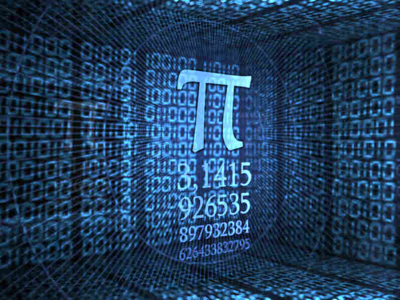 The number pi shows up everywhere, from statistics to wave motion to the equations of general relativity describing the expanding universe and black holes. Human brains are exceptionally attuned to identifying such patterns.