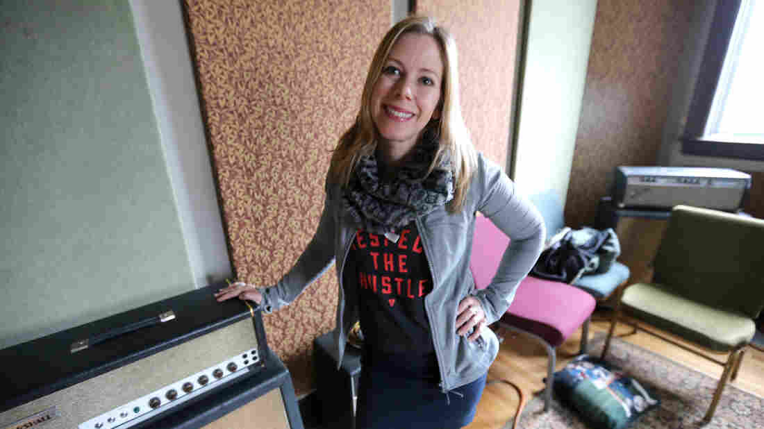 Jessica Tomasin is manager of Echo Mountain Recording in Asheville, N.C.