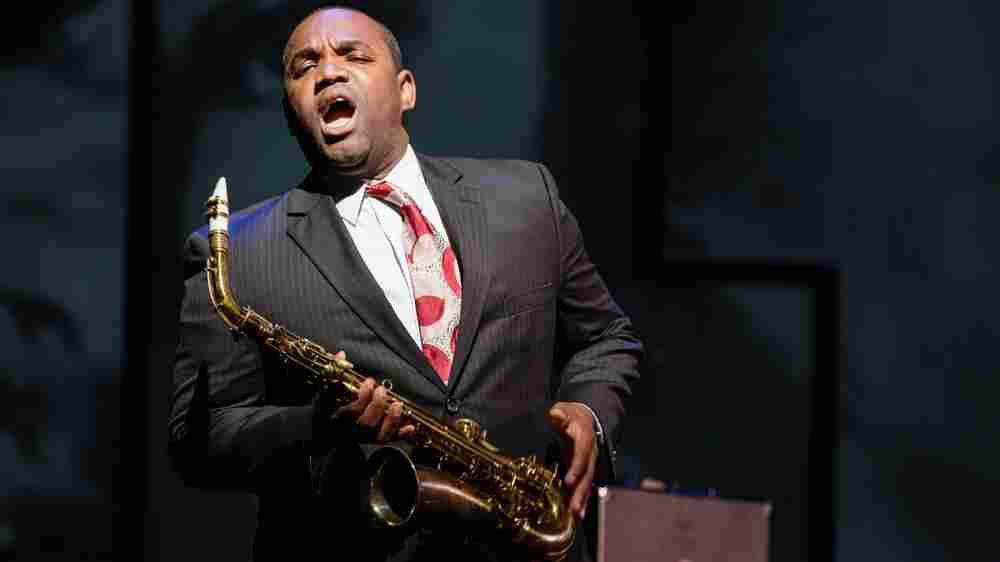 Opera And Jazz Mingle In 'Charlie Parker's Yardbird'