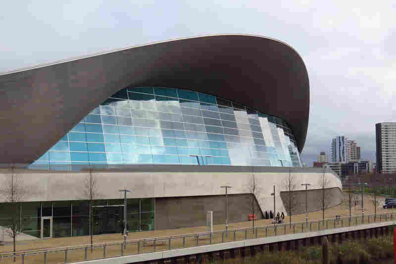 London Olympic Aquatics Centre was designed for the Summer Olympics in 2012. In addition to her design work, Hadid taught architecture around the world.