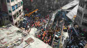 Overpass Collapse In Kolkata, India, Kills More Than A Dozen People