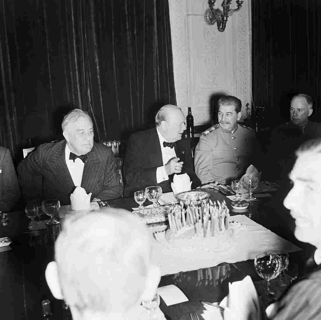Hitler Couldnt Defeat Churchill But Champagne Nearly Did