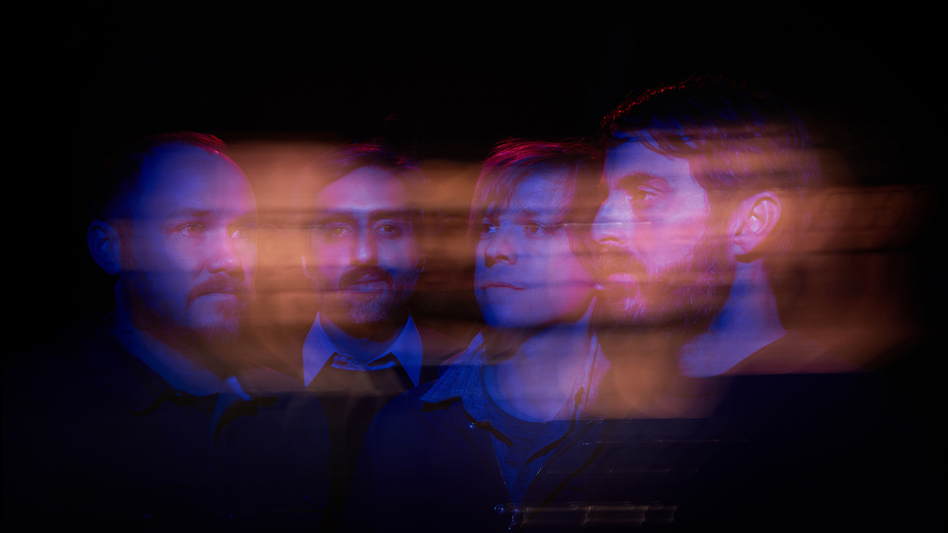 Explosions In The Sky's new album, The Wilderness, is out April 1. (Courtesy of the artist)