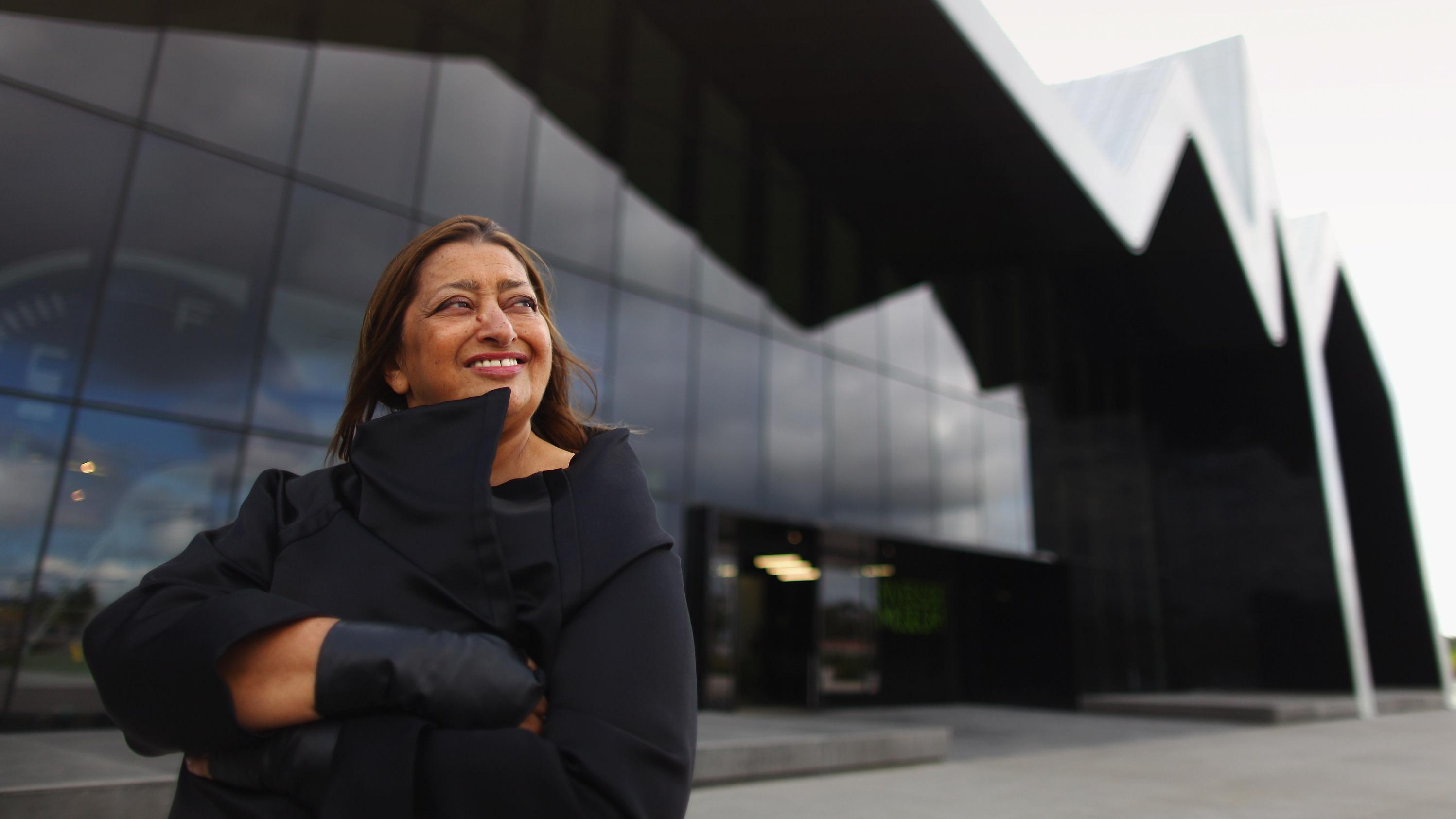 Renowned Architect Zaha Hadid Dies At 65