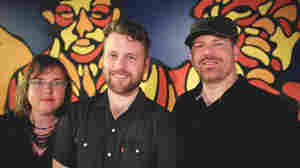 Sense Of Place Asheville: Jon Stickley Trio