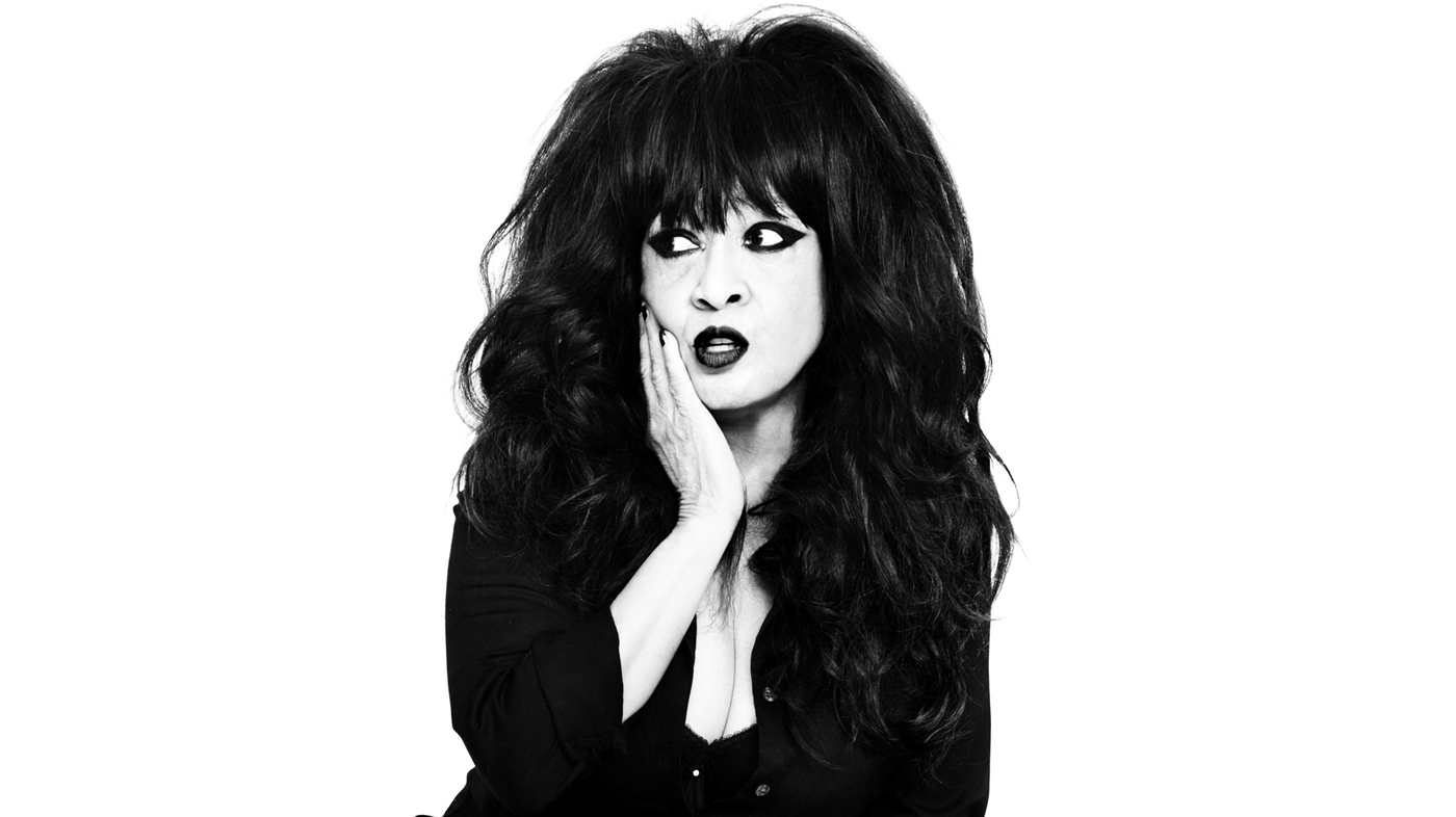 On Ronnie Spector's New Album, Don't Let Her Be ...
