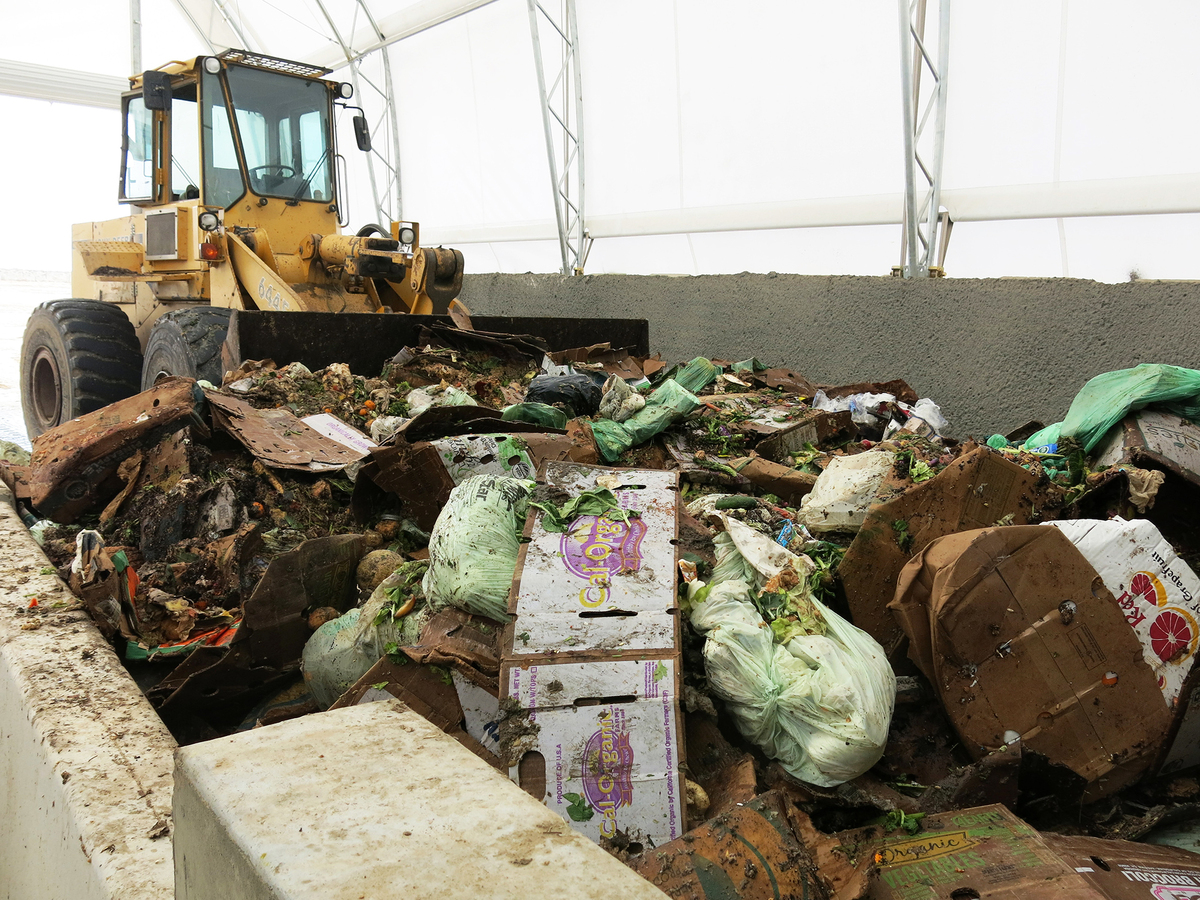 How Colorado Is Turning Food Waste Into Electricity : The