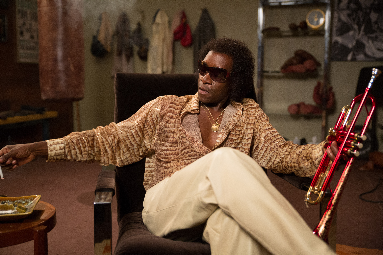 Don Cheadle's Miles Davis: The Latest 'Badass' Black Man On Screen