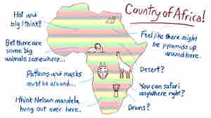 Only April Fools Think Africa Is A Country!