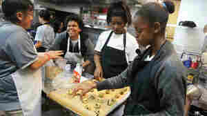 Cooking For Cancer Patients, Teens Learn More Than Recipes