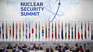 President Barack Obama, speaks during the opening plenary of the Nuclear Security Summit on April 1 in Washington, D.C.