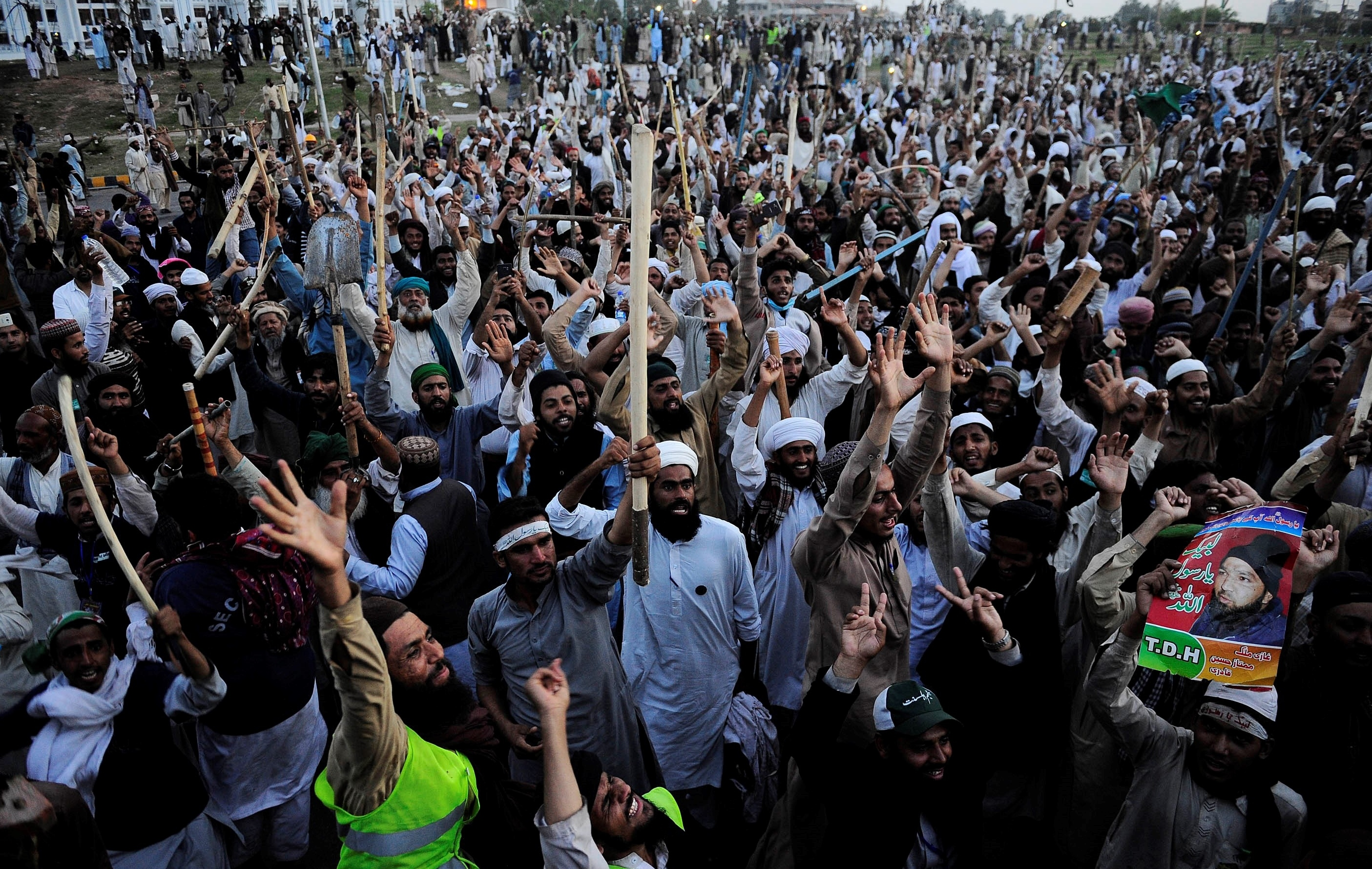 Pakistan's Religious Right Mobilizes Anew to Defend Blasphemy Laws