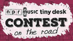 Come On The Road With NPR Music's Tiny Desk Contest