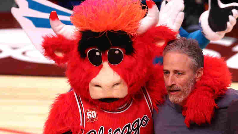 Jon Stewart And The Runaway Bull: A Tale In 5 Headlines