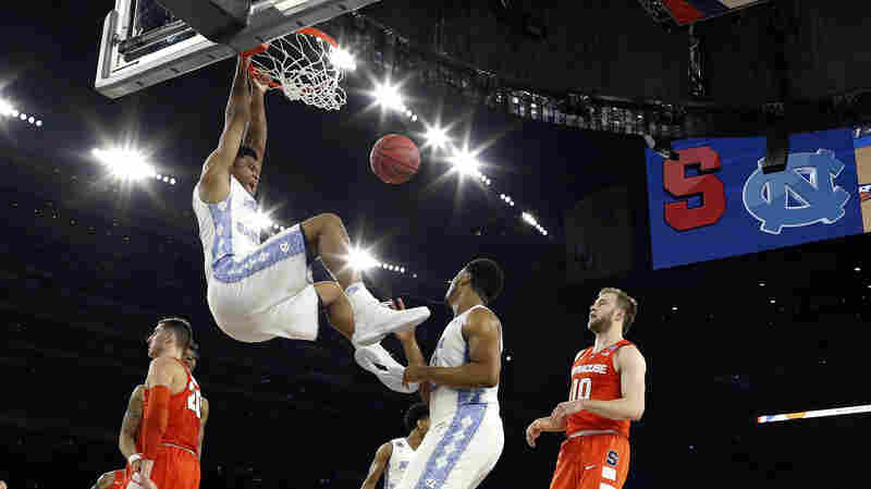 North Carolina Beats Syracuse To Advance To NCAA Final