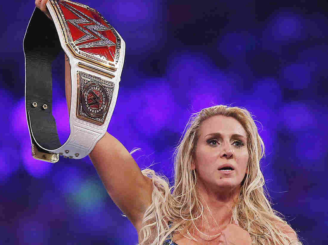 From Divas To Superstars Wwe Embraces Womens Sports Revolution  The Two-Way  Npr-7386