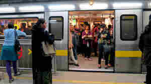 Why I Love Riding On The Women-Only Car On Delhi's Metro