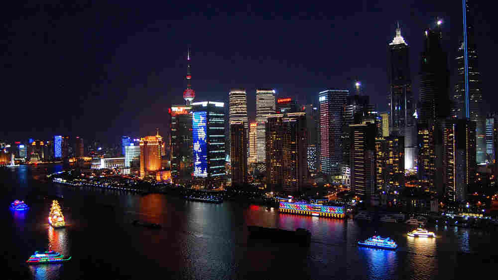 'Shanghai Nightscapes': Dancing, Drinking And All That Jazz