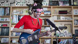 PWR BTTM: Tiny Desk Concert