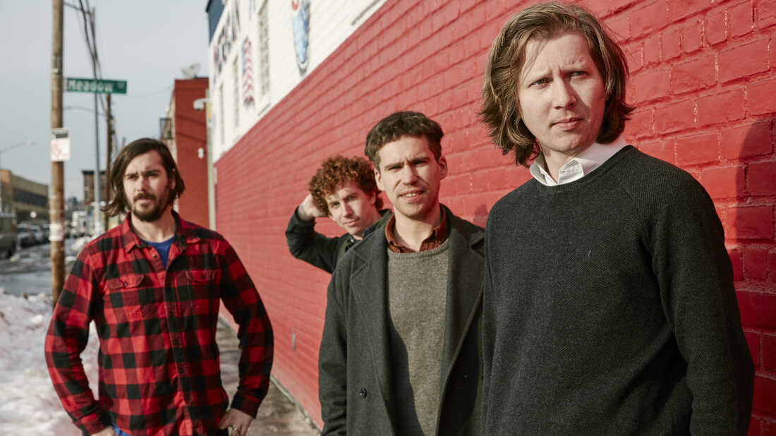 Songs We Love: Parquet Courts, 'Human Performance'