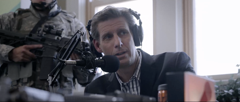 Kai Ryssdal's voice and storytelling chops are enough to calm Portlandia's noodle monster.