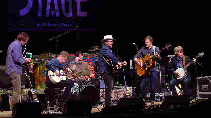 Wilco On Mountain Stage