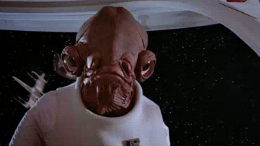 Image result for admiral ackbar