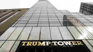 Opened in 1983, Trump Tower on Fifth Avenue in Manhattan has been a big part of the Trump brand, promoting an image for glitz and glamour.