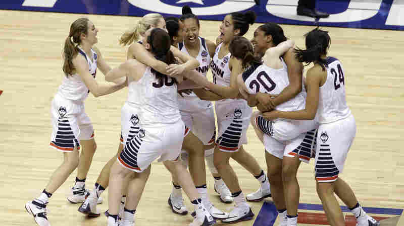 UConn Powers To Historic NCAA Championship Win Over Syracuse
