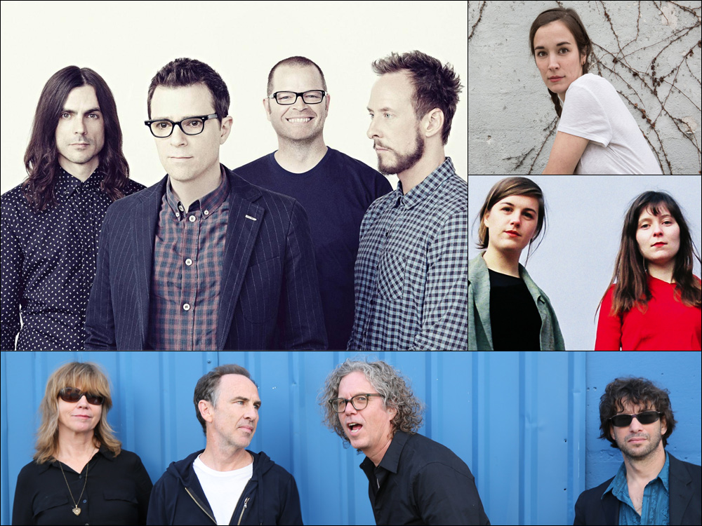 New Mix: Weezer, The Jayhawks, Colin Stetson, More