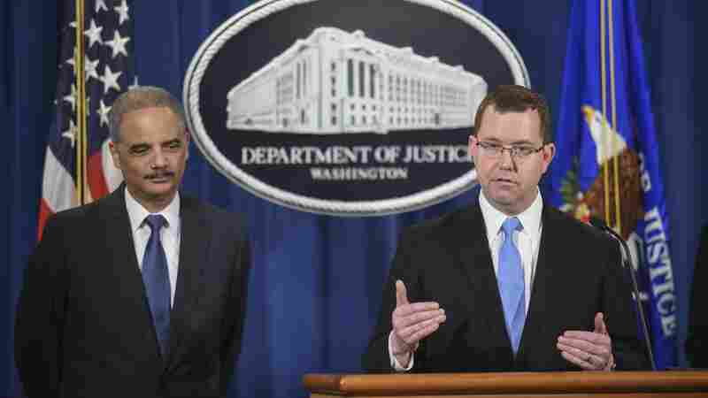 Justice Department's No. 3 Official Is Stepping Down
