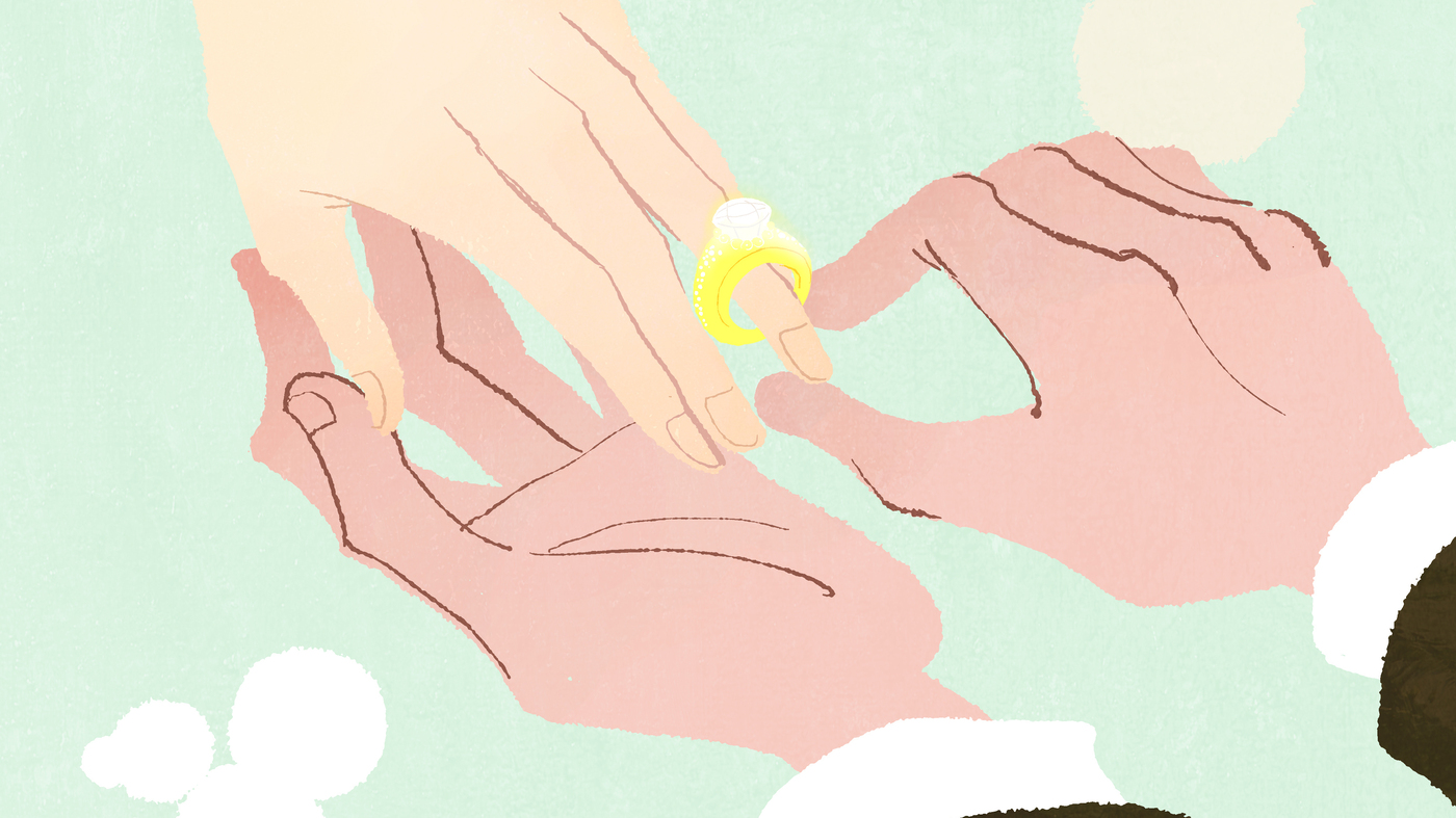 Who Decides If You\'re Too Young To Marry? : NPR