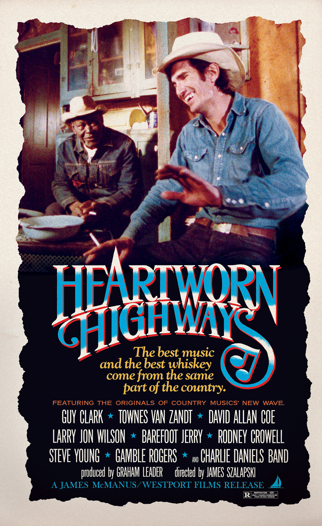 Heartworn Highways And A Poem Is A Naked Person