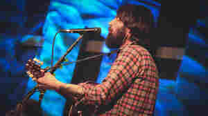 Ray LaMontagne performs Ouroboros live for World Cafe.