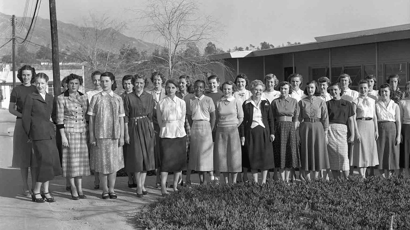 Meet The 'Rocket Girls,' The Women Who Charted The Course To Space