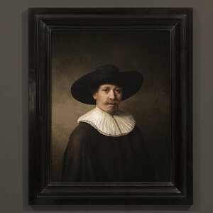 A 'New' Rembrandt: From The Frontiers Of AI And Not The Artist's Atelier