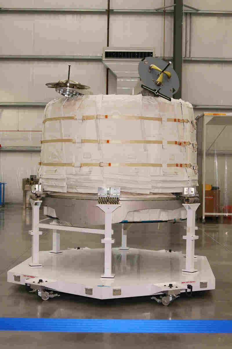 NASA wanted extra room that could be transported in compact form to space and expanded upon arrival.