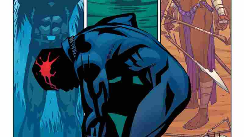 Ta-Nehisi Coates Hopes 'Black Panther' Will Be Some Kid's 'Spider-Man'