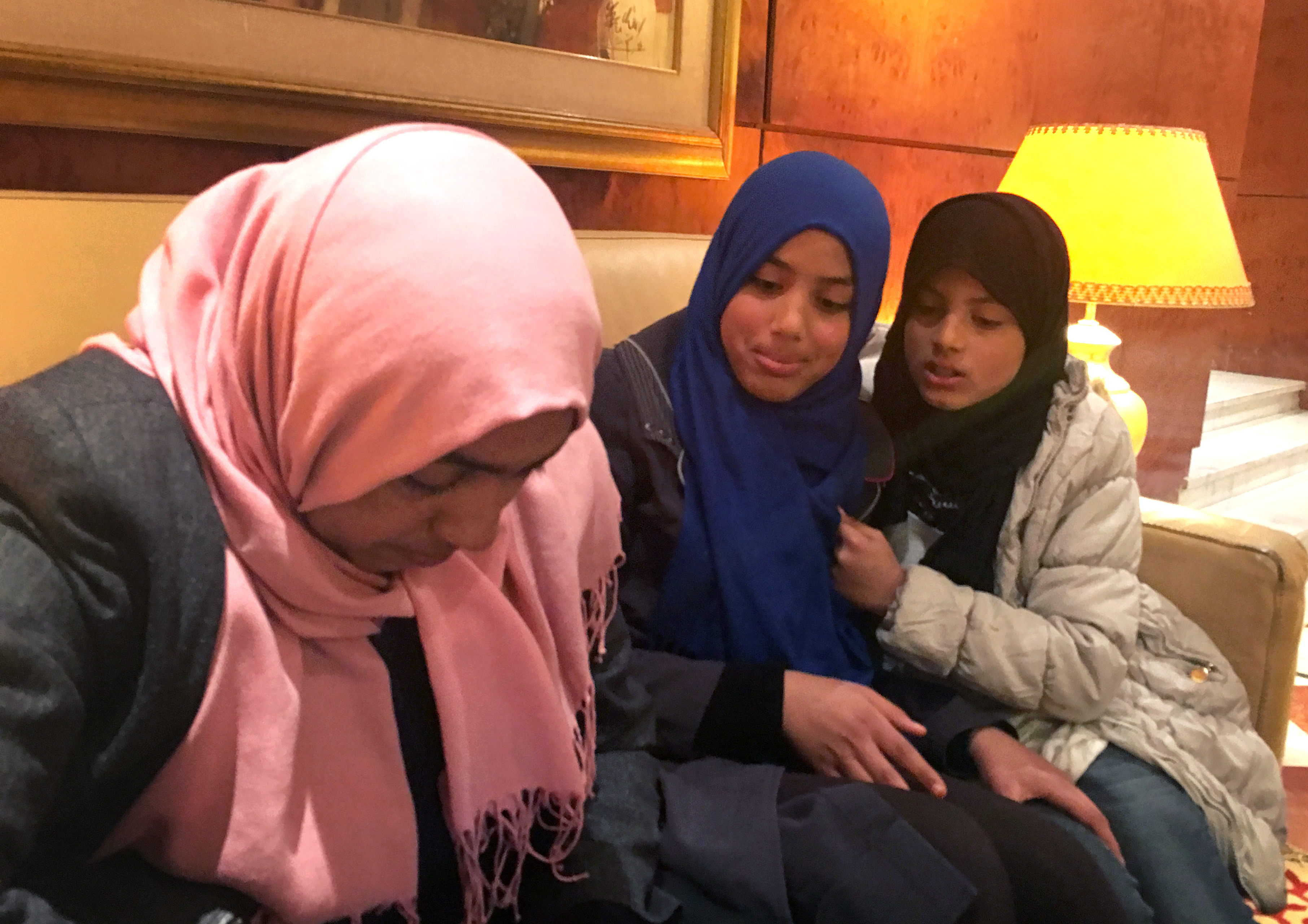 She's Lost 2 Daughters To ISIS; Will Her Younger Girls Be Next?